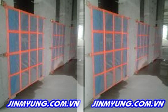 COVER ELEVATOR MESH SHEET
